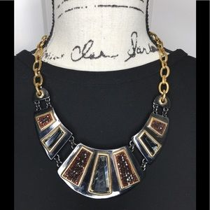 Unique adjustable statement necklace